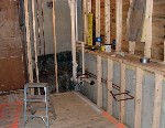 We work with your contractor for new construction
