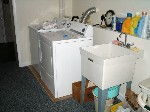 A well organized laundry room is easy to use